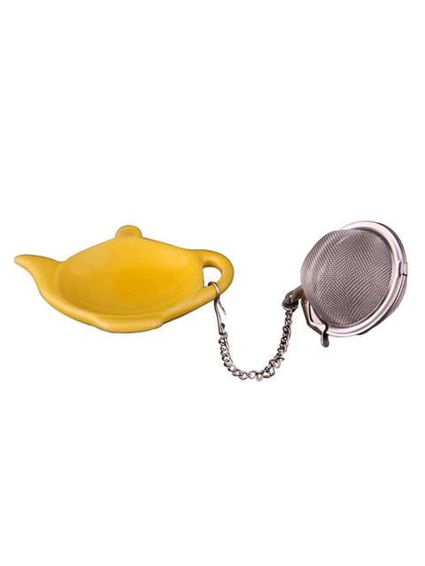 Фільтр для чаю з підставкою Arti-m 4662977
