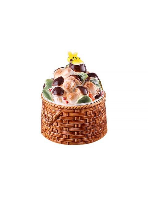 Набір для меду «Грибна поляна» (12 см) LEFARD 4663033