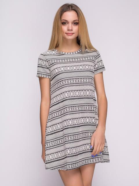 Сукня в смужку Alcott 4625287