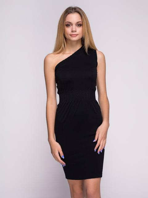 Сукня чорна Alcott 4625301