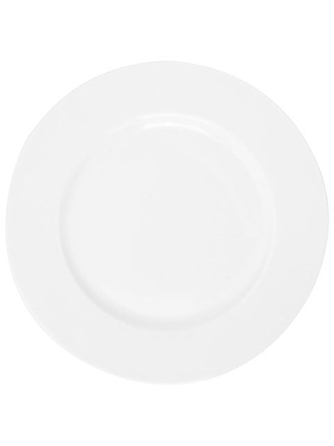 Тарелка мелкая White (26,6 см) Krauff 4665698
