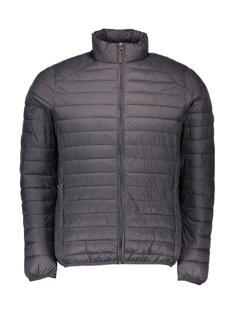 Куртка темно-серая Piazza Italia 4507825