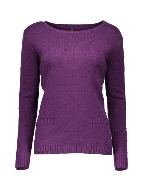 Джемпер фіолетовий Piazza Italia 4652666