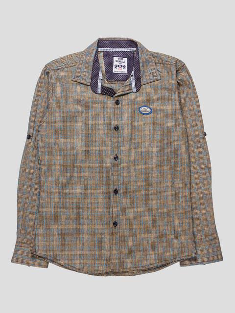 Рубашка в клетку Wanhill 4641353