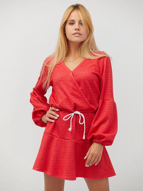Платье красное CRISS 4669697