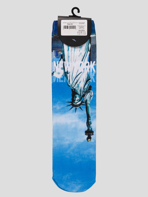Шкарпетки з малюнком Alcott 4627012