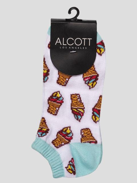 Шкарпетки з малюнком Alcott 4627046