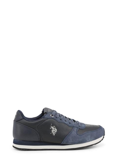 Кроссовки синие U.S. Polo 4668431