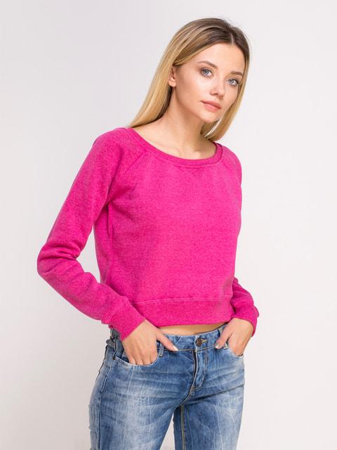 Свитшот розовый Alcott 4625009