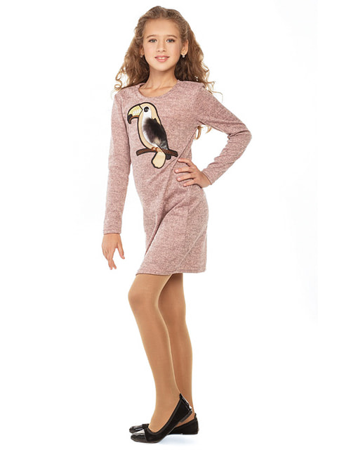 Сукня персикового кольору Tashkan 4672698