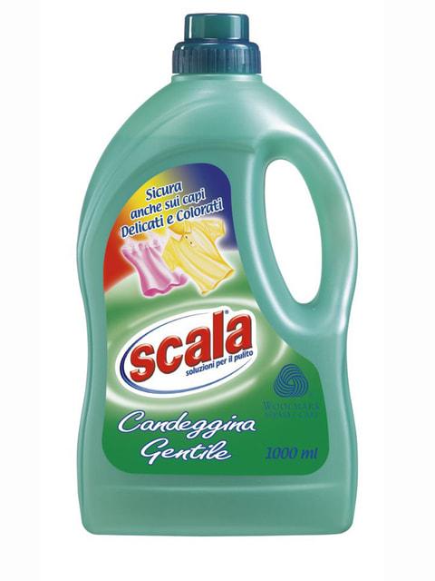 Пятновыводитель-отбеливатель для цветных вещей и деликатных тканей Scala 4676066