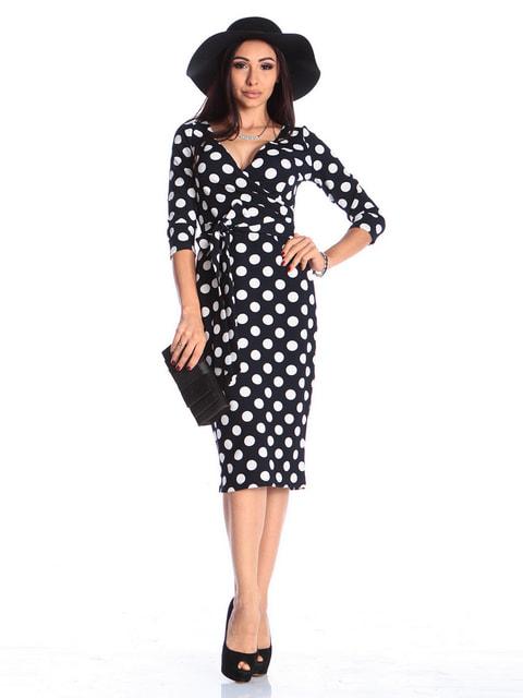 Сукня в горошок Laura Bettini 4655950