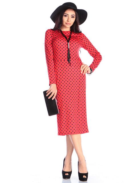 Платье в горох Laura Bettini 4671914