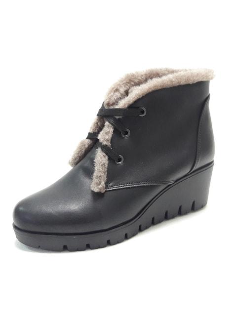 Ботинки черные Tops 4675884