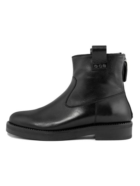 Ботинки черные PAOLA FERRI 4676362