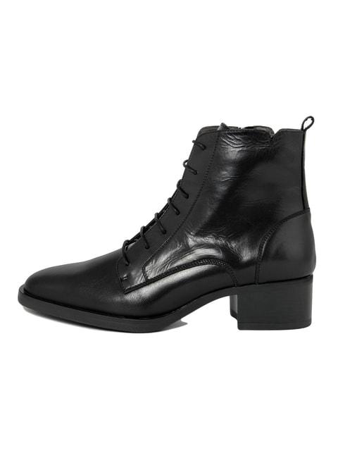 Ботинки черные PAOLA FERRI 4676384