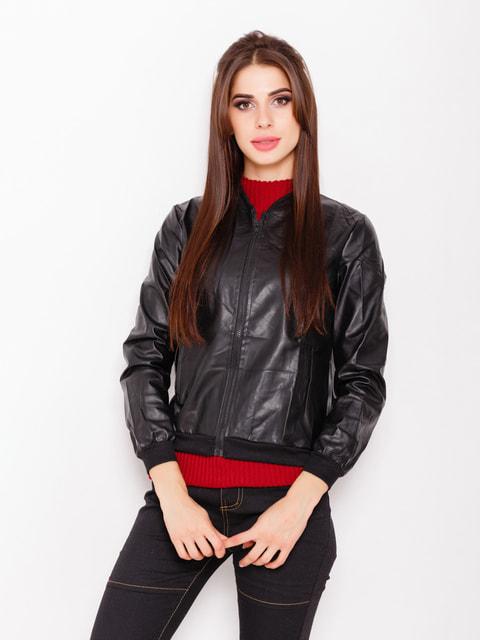 Куртка черная Magnet 4621153