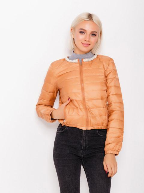 Куртка бежева Magnet 4678542