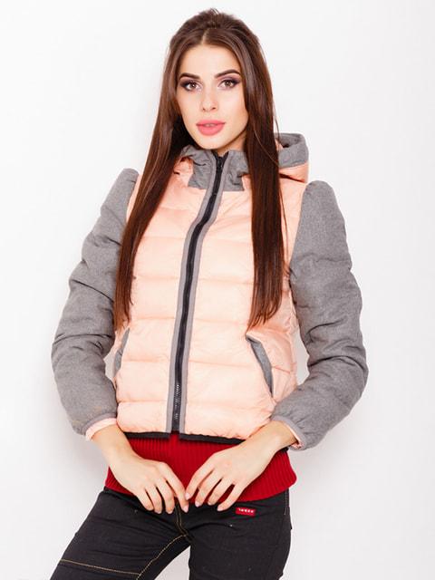 Куртка двухцветная Magnet 4678557