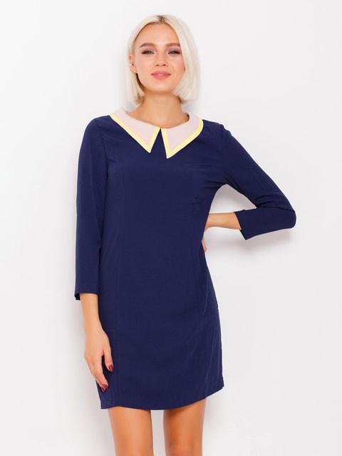 Платье синее Magnet 4678587
