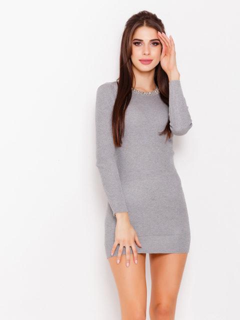 Платье серое Magnet 4678609