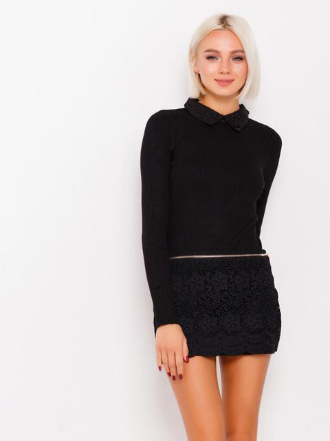 Сукня чорна Magnet 4678651