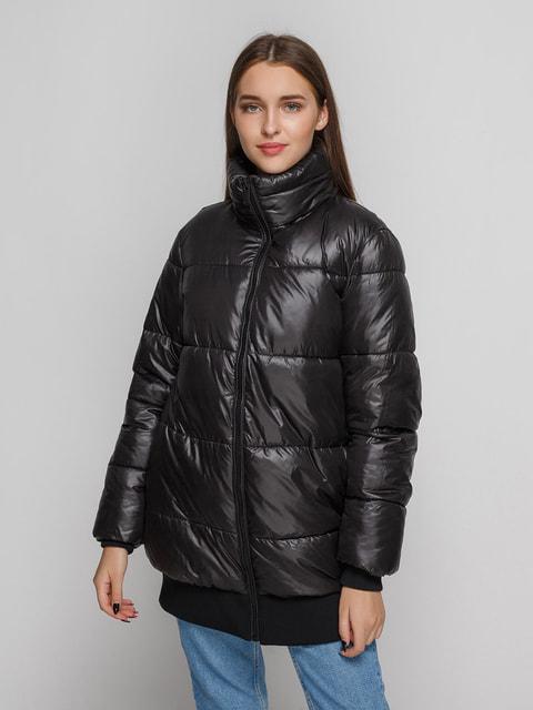 Куртка черная H&M 4596248