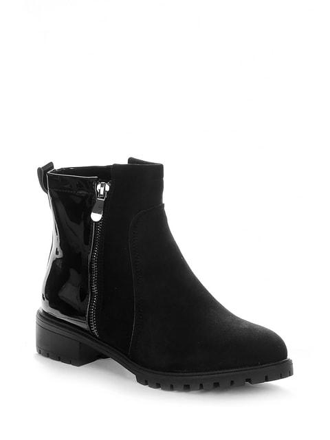 Ботинки черные KMB 4669963