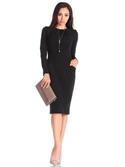 Платье черное Laura Bettini 4636884