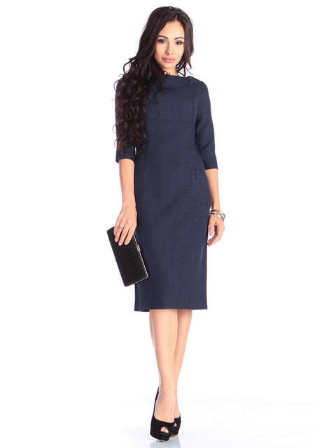Платье темно-синее Laura Bettini 4683313