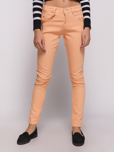 Штани персикового кольору Alcott 4627209