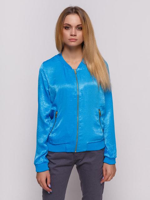 Бомбер блакитний Alcott 4626966