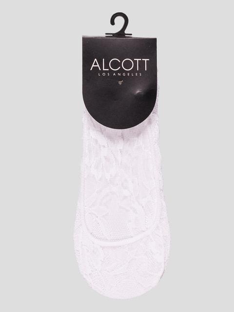 Слідки білі Alcott 4627017