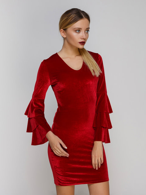 Сукня червона PINKMARK 4665221