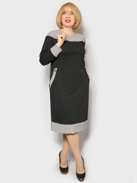 Платье черное LibeAmore 4688759