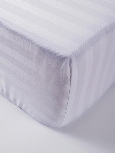 Простыня на резинке (160х200+25 см) LOTUS 4635024