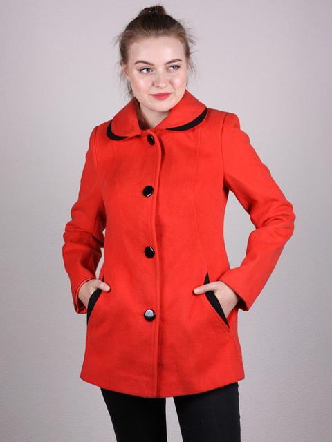 Полупальто красное Artua Collection 4690614