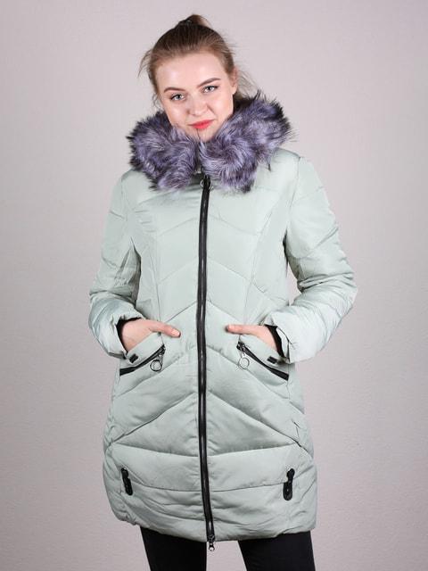 Пальто фисташкового цвета Artua Collection 4690641