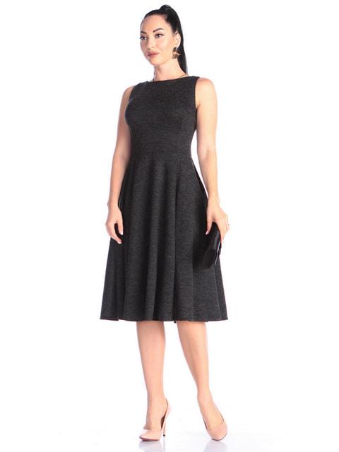 Платье черное Victoria Loks 4677419