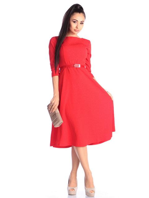 Платье красное Laura Bettini 4690427