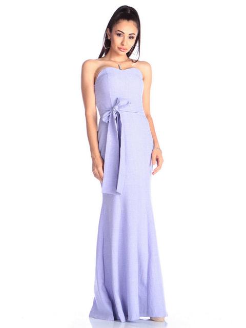 Платье светло-фиалкового цвета Dioni 4690438