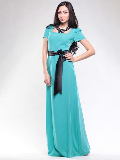 Сукня ментолового кольору Maurini 4690465