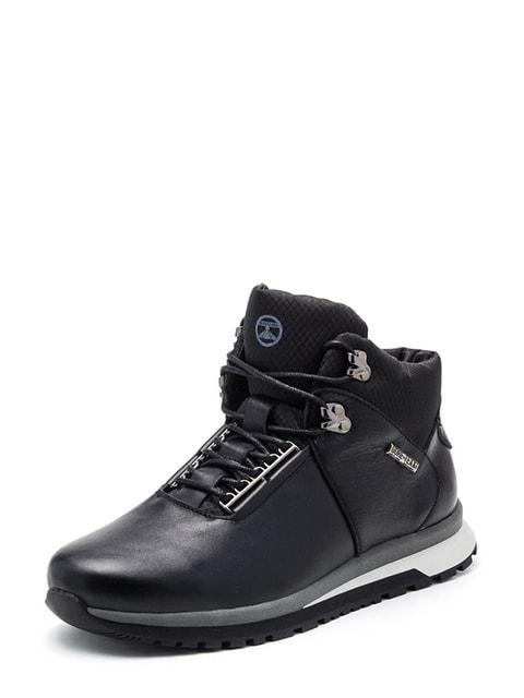 Ботинки черные Broni 388726