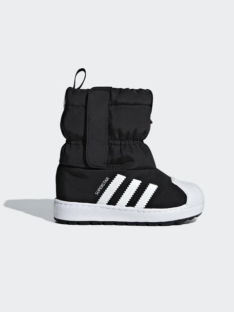 Черевики чорні Adidas 4603682