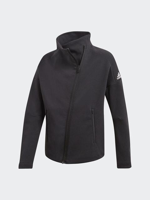 Кофта темно-серая Adidas 4624452