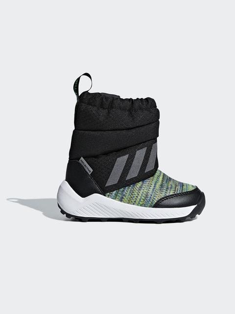 Сапоги черные Adidas 4624463