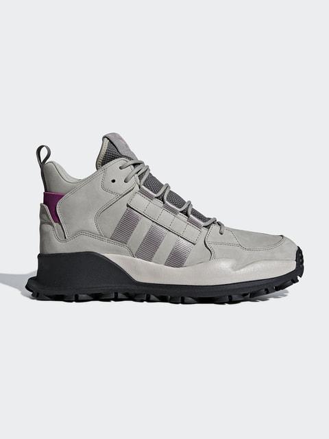 Кроссовки серые Adidas Originals 4659514