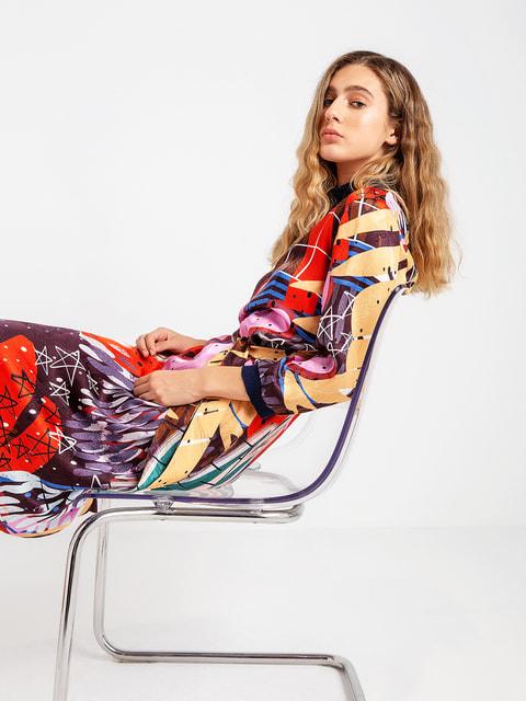 Сукня різнокольорова BGN 4575054