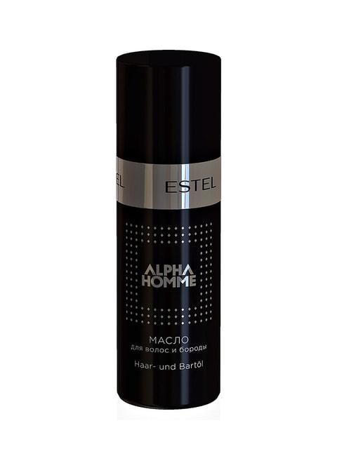 Масло для волос и бороды Alpha Homme (50 мл) ESTEL Professional 4693935
