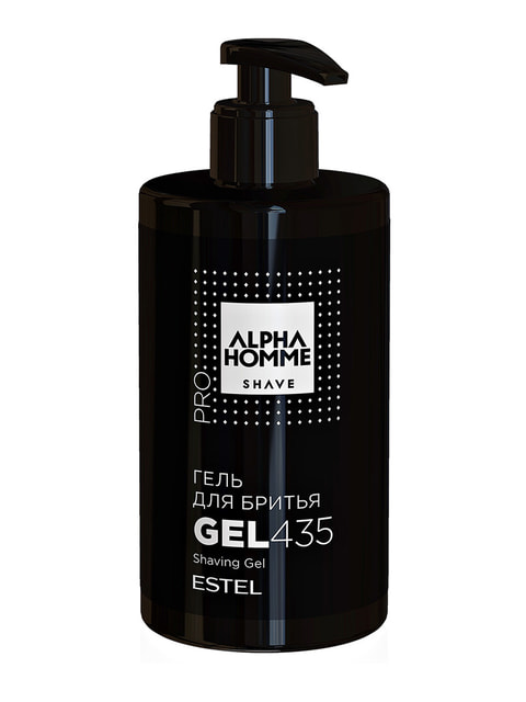 Гель для бритья Alpha Homme Pro (435 мл) ESTEL Professional 4693939